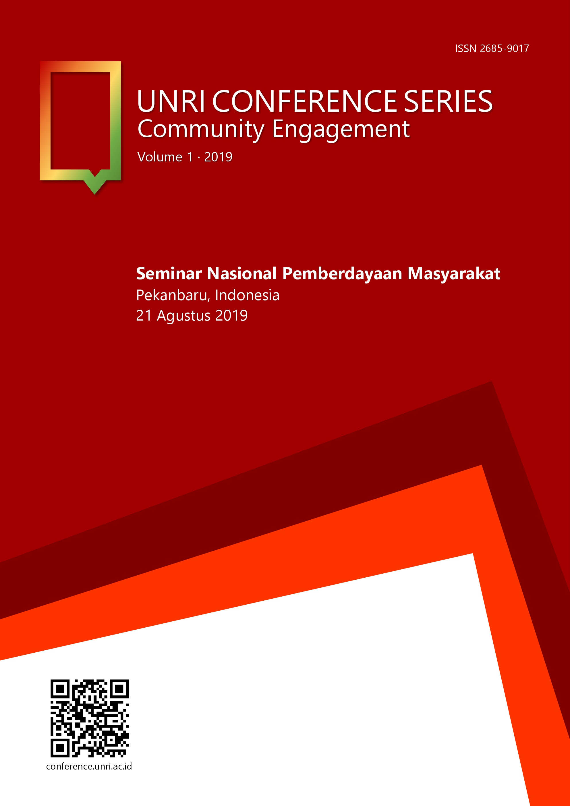 Unri Conference Series: Community Engagement